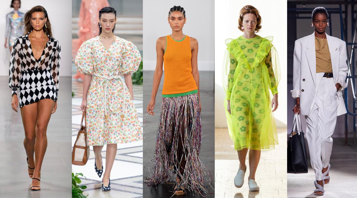 Săptămâna modei de la New York, top trenduri pe catwalk
